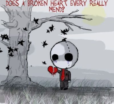 broken heart valentine wallpaper