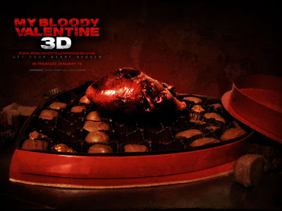 My Bloody Valentine 3D Movie Wallpapers