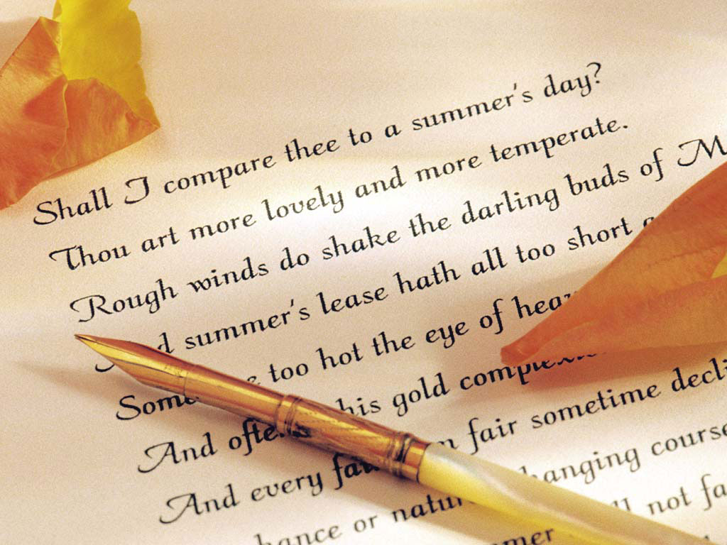 love poems Wallpaper