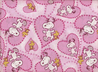 snoopy love heart wallpaper