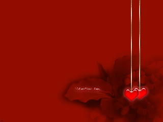 red color wallpaper for valentines day