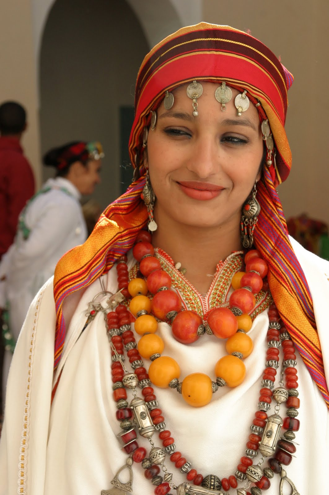 Shasharishi - The Big Cover-up: This Moroccan Bride - Love