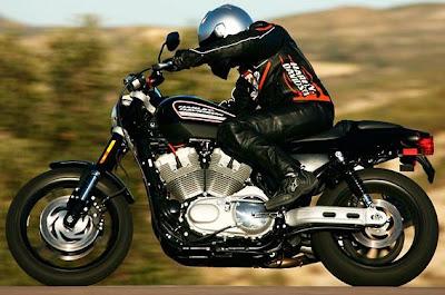2009 Sportster XR1200 Harley