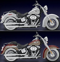 New 2010 Softail Deluxe Harley Davidson