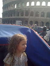 Catalina loves Roma