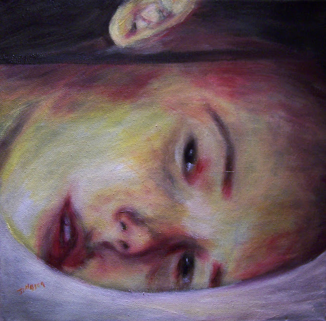 "Etienne  12""x12"" (Motyka Fine Arts gallery, Toronto)"