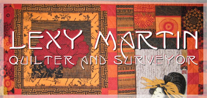 Lexy Martin: Quilter and Survey Lady