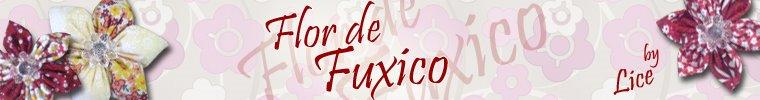 Flor de Fuxico by Lice