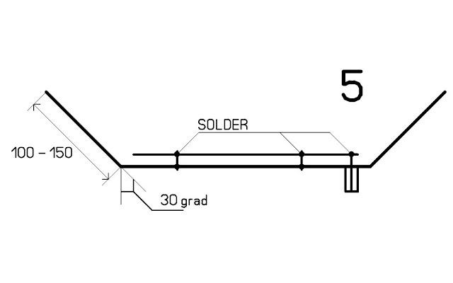 Как сделать антенну(усилитель) 6