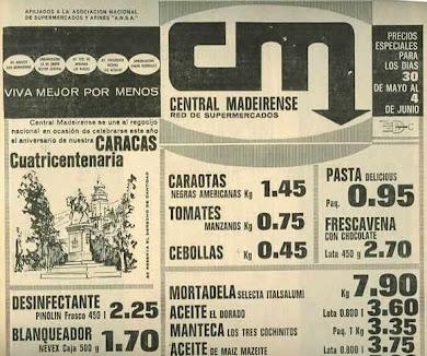 Ofertas de Central Madeirense