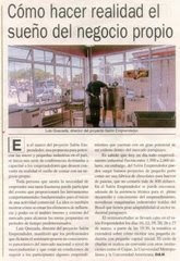 SALON EMPRENDEDOR en la Prensa Certificación Pública al  salonemprendedor@yahoo.com