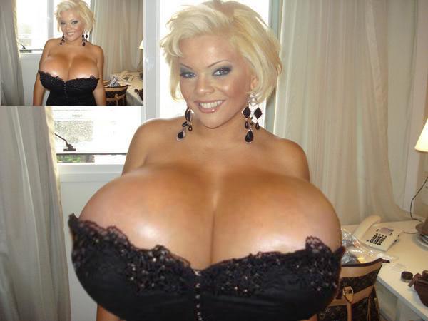 World biggest nude boobs