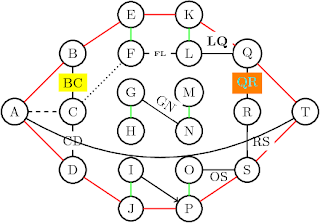 Graph theory in latex several options for the edge macro tikzstyleevery node node distance15cm verticesx15y4dirsobcd verticesx3y5dirsoefghij ccuart Image collections