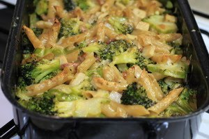 ... Meyer Lemon Pesto and Feta Pasta with Shrimp . I bet it melts your