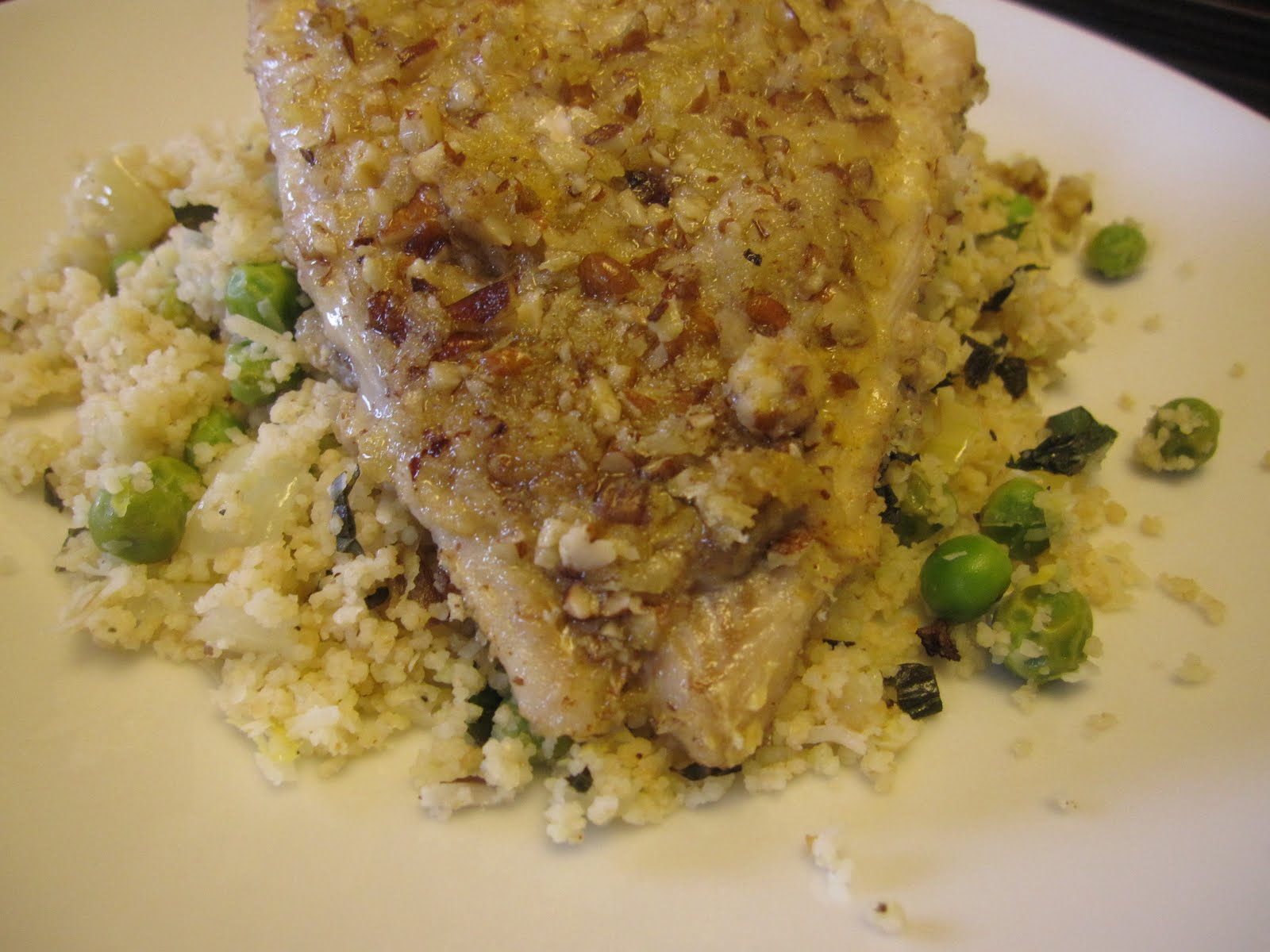 Recipes from 4EveryKitchen: Pecan Breaded & Baked Haddock
