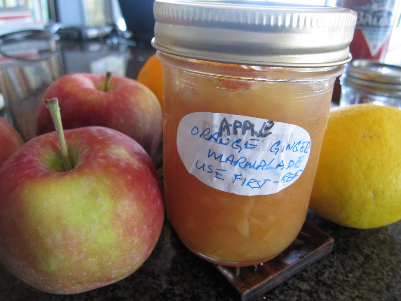 Apple Ginger Marmalade title=