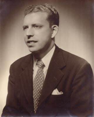 My father -- Albert C. Cizauskas, 1 March 1920 - 2002