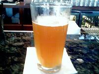 cloudy beer
