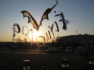 2009 Vernal Equinox sunrise at Flying Dog Brewery