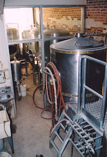 Sisson's brewhouse