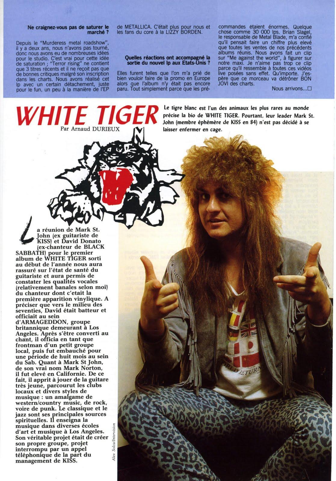 Mark St John - Page 3 1987-HardForce-PB8502