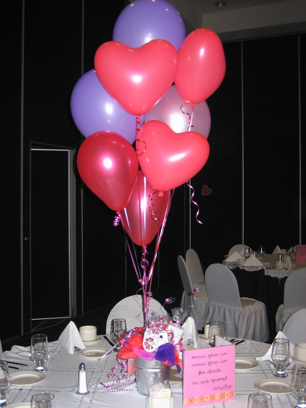 Decoraciones con globos taringa auto design tech - Decoraciones con globos ...