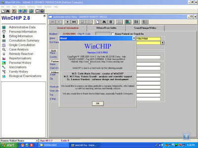 radar homeopathic software free  crack