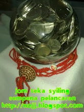 """Teka Syiling Giveaways - Sempena Pelancaran http://nojj.blogspot.com"""