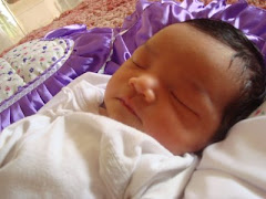 my niece...ilham...so cute