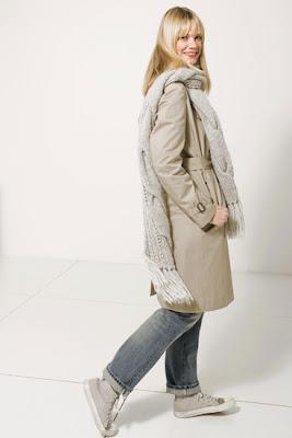 Brigitte fashion shoot