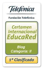 1º Premio Certamen Internacional de Educared 2010