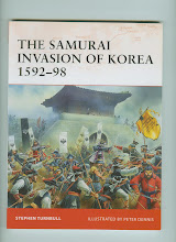 SAMURAI INVASION OF KOREA