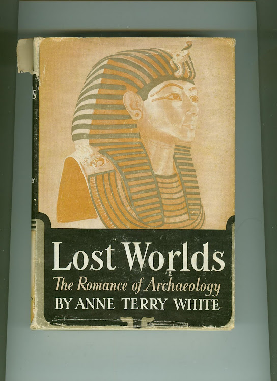LOST WORLDS, THE ROMANCE OF ARCHAEOLOGY