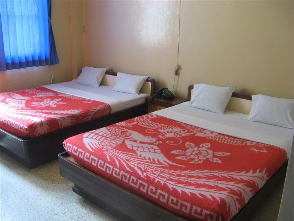 Hotel Isan Thailand Daily Photo Hotel Beds
