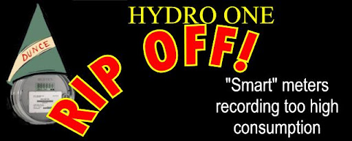 Hydro One Rip Off