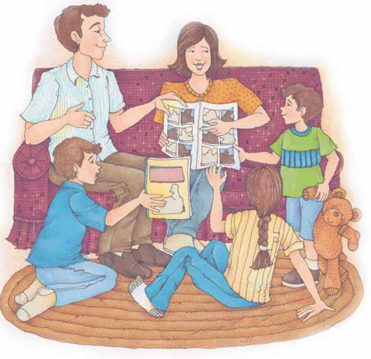 Making Family Home Evening Happen Notes On Parenting