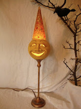 Harvest Moon Lamp