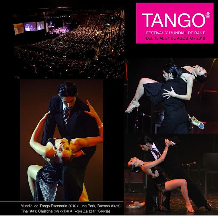 Mundial de tango 2010