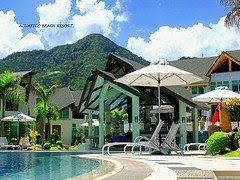 Acuatico Beach Resort - Acuatico beach resort map