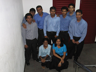 SLIIT Group Project Team