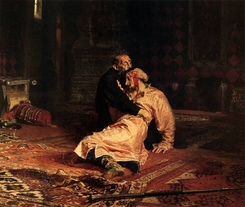 the life and influence of ivan iv the tsar of russia The early life of ivan was harsh  the authoritarian ideas of tsar ivan iv promoted a political culture in russia that accepted and even welcomed autocracy and .