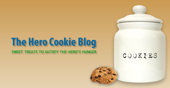 HERO COOKIE BLOG
