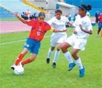 inician hoy eliminatorias del Mundial Femenino Copa Oro en el Estadio Panamericano de San Cristóbal