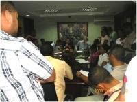 Por mediación del senador Galán Sindicatos anuncian transporte a 20 pesos a bachilleres de SC