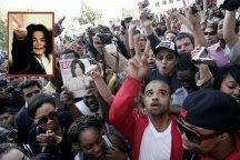 Causa pesar a nivel mundial muerte de Michael Jackson ,un gran artista que unificó a los blancos con los negros a través de su música