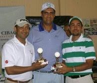 García,Núñez y de Sierra conquistan el XV Clásico del Club Valle Verde en el Jarabacoa Golf Club
