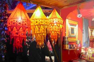 Advent auf dem Neuhauser Weihnachtsmarkt 2009