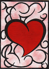 """Valentine"" ACEO"