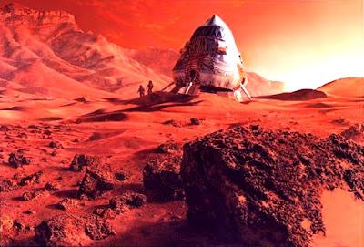 Humanidade a caminho da colonização do espaço