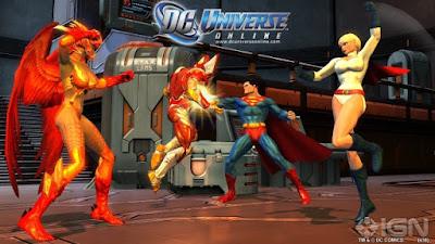 DC Universe Online 2011